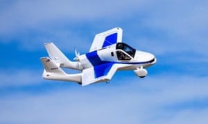 Is it a flying car or a driving plane? The Transition.