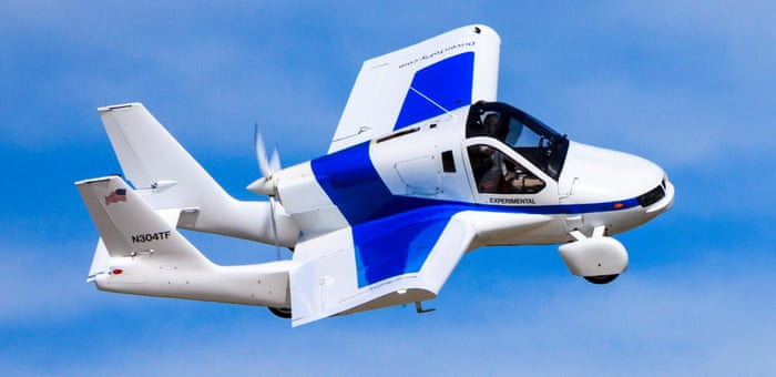 Is the flying car ready for takeoff?   Technology   The Guardian