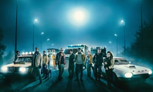 Curfew review – Sean Bean races into a diesel-fuelled zombie