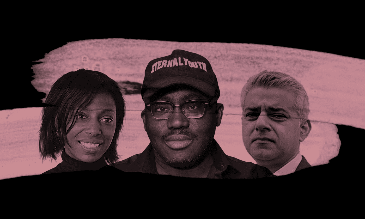 Who are the 36 BAME people among the UK's 1,000 most powerful?