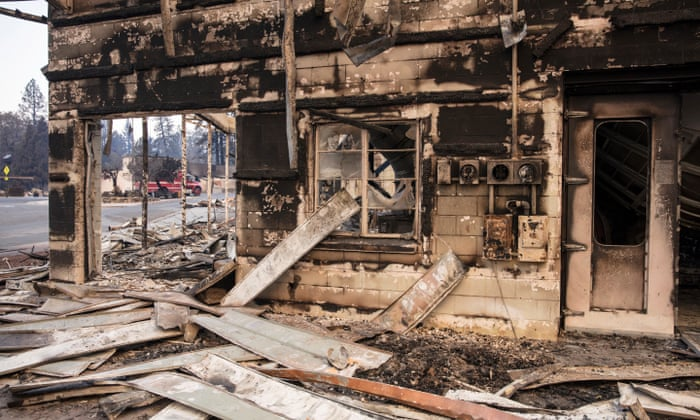 California wildfires: Camp fire becomes state's deadliest