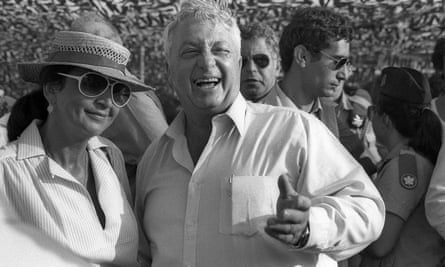 Ariel Sharon in 1982