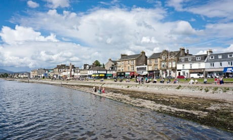 Let's move to Helensburgh, Argyll & Bute: 'The air seems to sparkle'