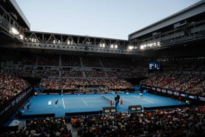 The third set could be Murray's last ever at the Australian Open and his last as a pro