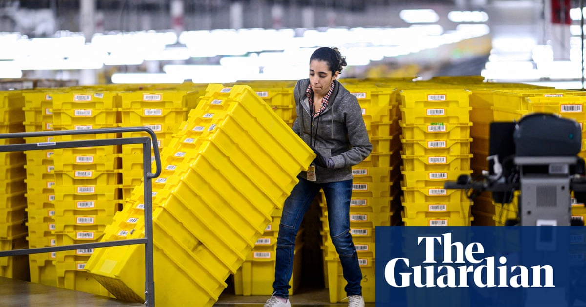 Amazon offers $3,000 sign-on bonuses to US delivery and warehouse workers