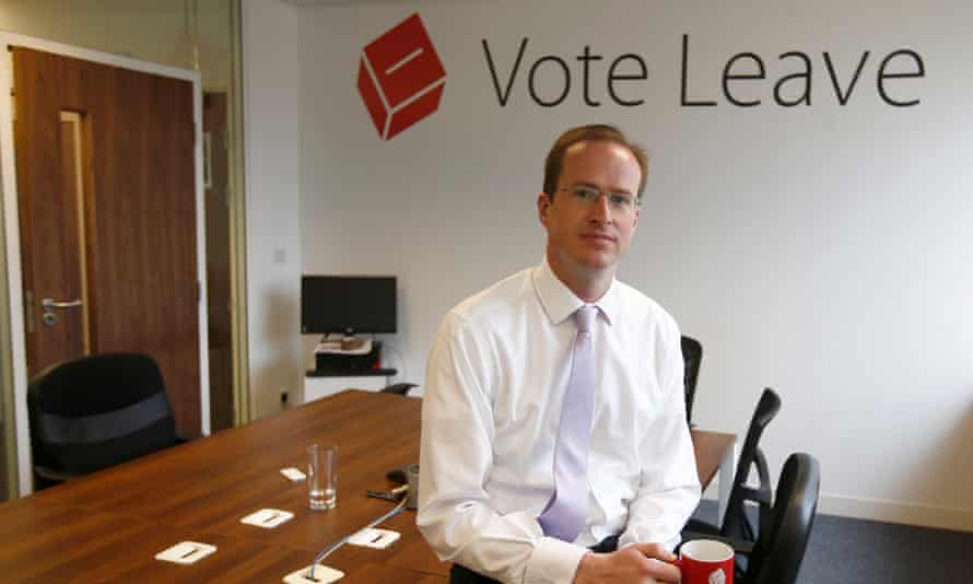Matthew Elliott, the former head of Vote Leave, was also a member of Conservative Friends of Russia.