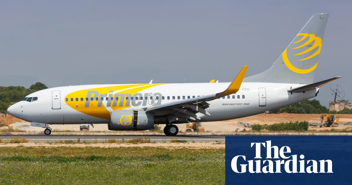 Primera Air collapse: CAA will not rescue stranded