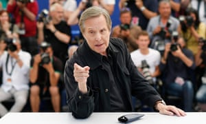 William Friedkin during his film masterclass in Cannes.