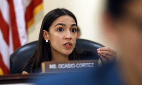 'Is white supremacy not a global issue?' Ocasio-Cortez dissects FBI's terrorism definition – video