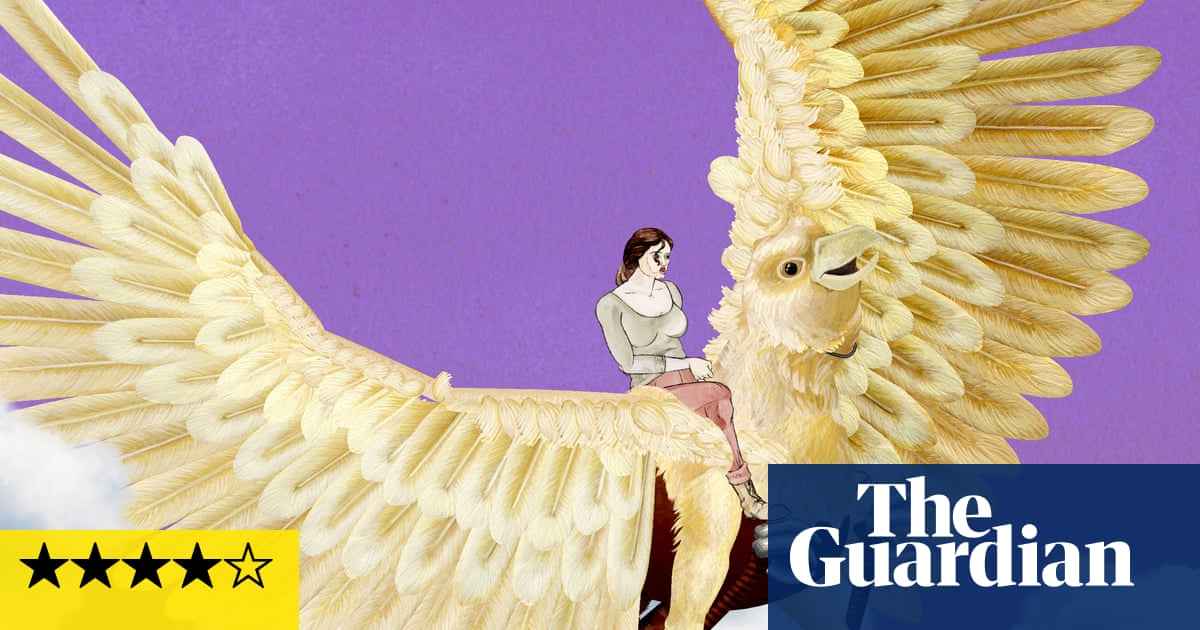 Cryptozoo review – trippy animation about magical creatures packs a punch