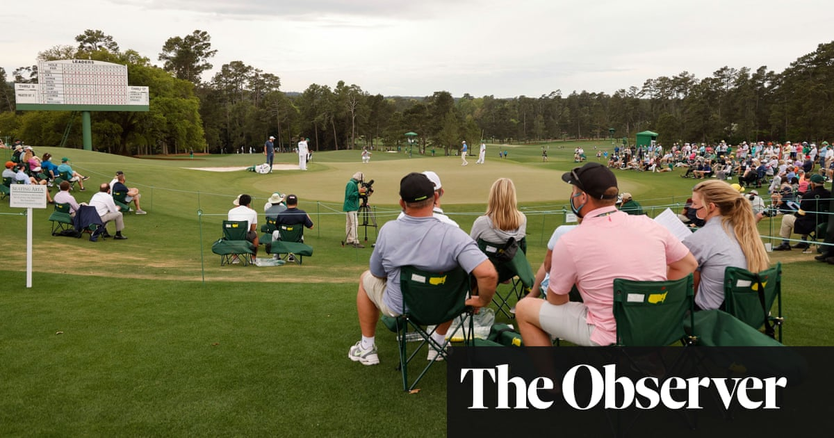 Penalty call: coaches ejected for flouting Augusta's phone rules