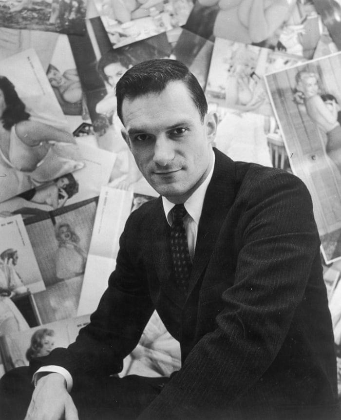 Hugh Hefner Obituary Hugh Hefner The Guardian