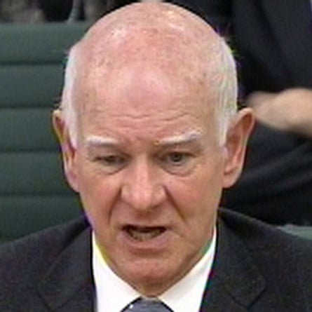 Sir Howard Davies.