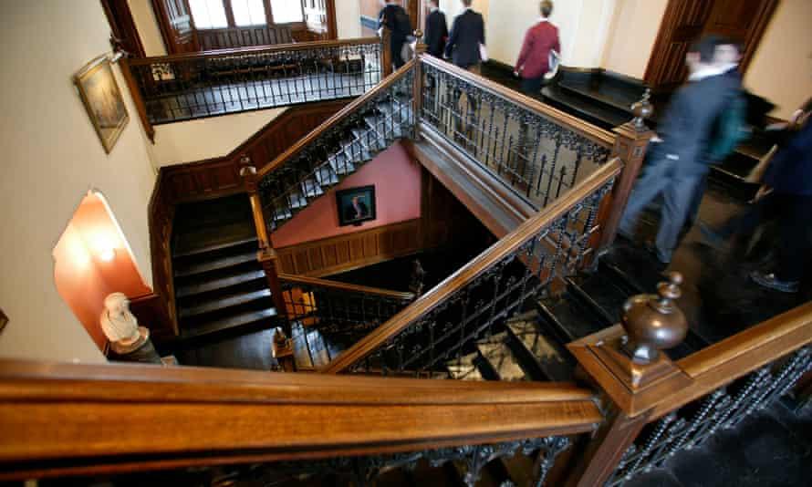 Fettes College in Edinburgh.