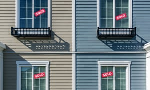 Apartments in Vancouver show evidence of high housing demand.