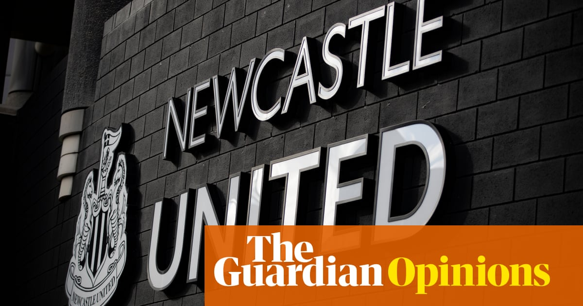 Saudis proxy war hits Newcastle to place the Premier League in a diplomatic bind | Louise Taylor