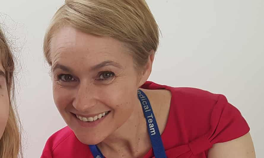 Associate Prof Michelle Telfer, who is the head of the Royal Children's Hospital Melbourne gender clinic.
