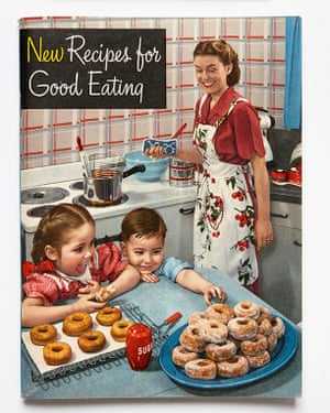Cover of New Recipes for Good Eating, a Procter and Gamble/Crisco publication from 1949.