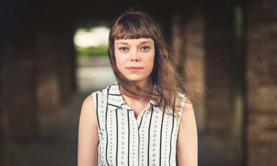 Australian composer Holly Harrison.