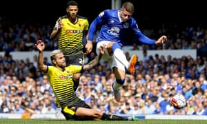 Everton's Ross Barkley one to watch this season?