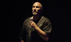 Liltingly impassioned … Roger Guenveur Smith.
