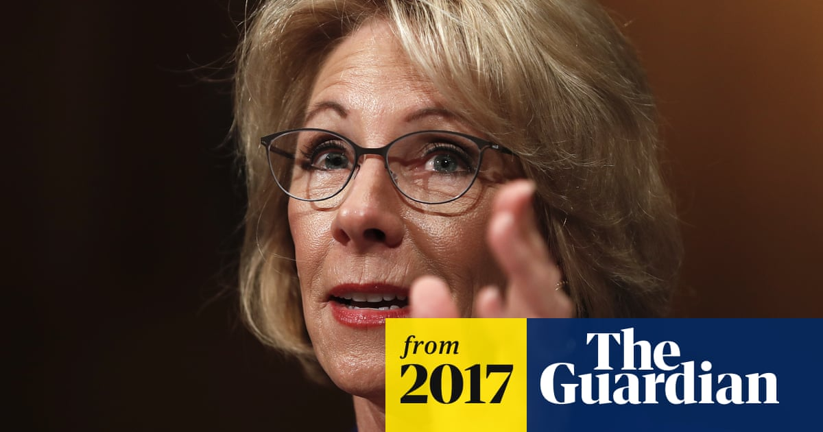 After Devos Vote Fight For Public >> Betsy Devos Confirmed As Education Secretary After Mike Pence Breaks