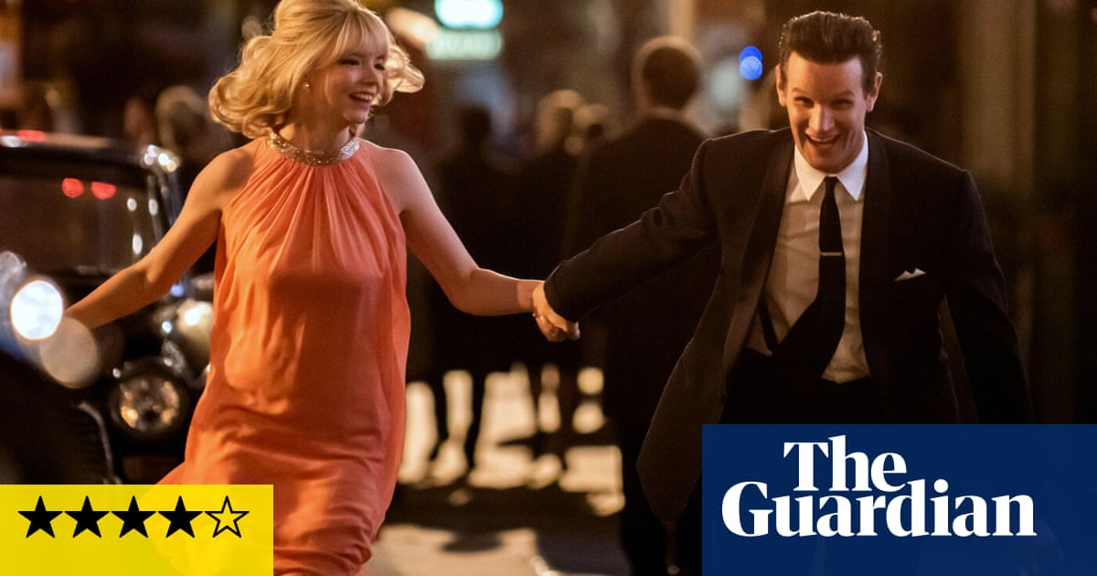 Last Night in Soho review – a gaudy romp that's stupidly enjoyable