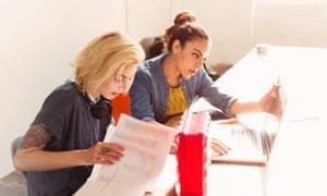 Women in tech startups