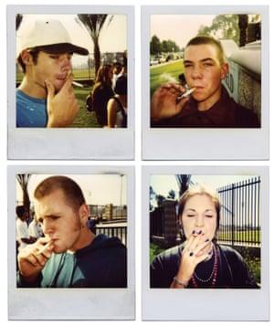Polaroid's, Huntington Beach, 1994
