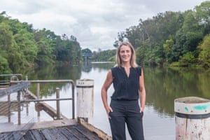 Sue Higginson, Greens candidate for Lismore.