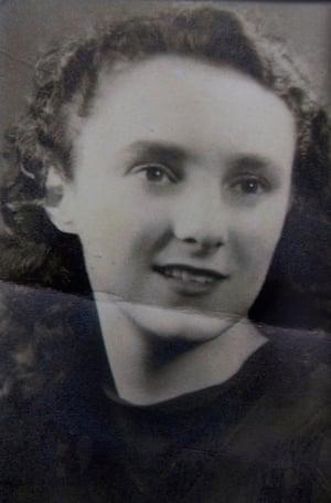 Barney Bardsley's mother, Kathleen.