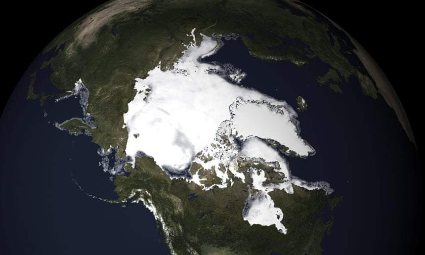 Time to listen to the ice scientists about the Arctic death spiral  1546
