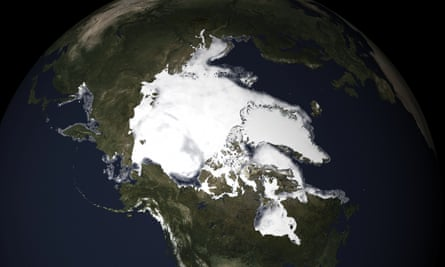 Arctic Sea Ice Melt
