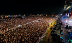 The Boardmasters festival in Cornwall was linked to an increase in cases in the UK.