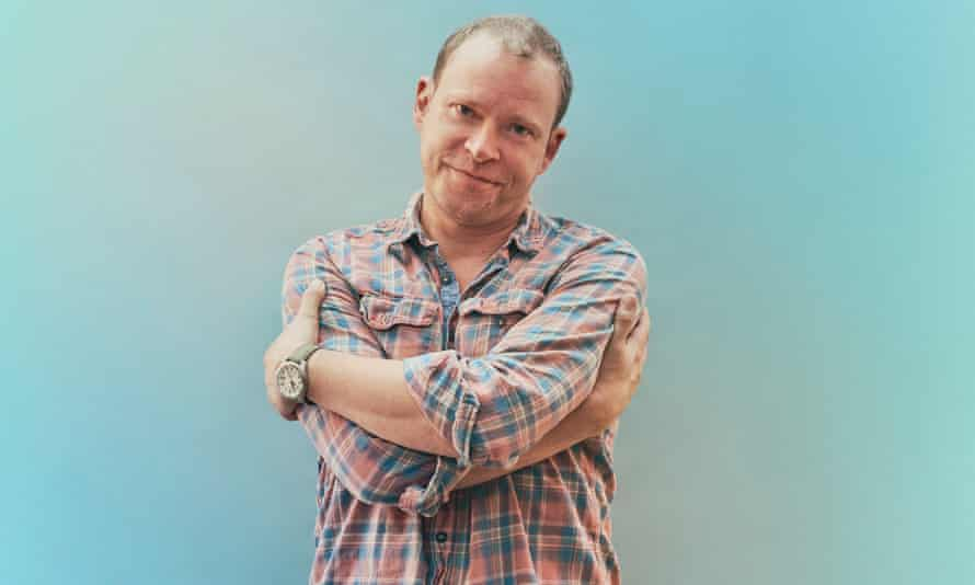 Robert Webb, comedian and author of How Not to Be a Boy.