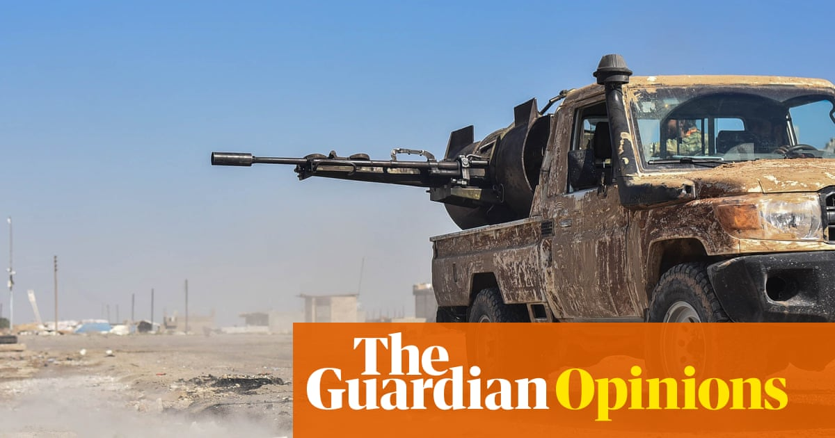 Europe can't keep shutting its eyes to the disaster in Syria | Natalie Nougayrède