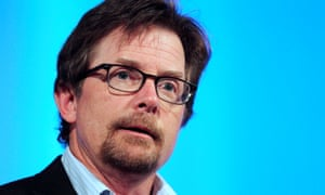 Michael J Fox, whose foundation funded the research. The actor was diagnosed with Parkinson's disease in 1991.