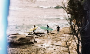 Heading Out, Cronulla Point, 2019