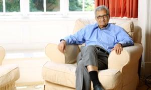 The economist Amartya Sen