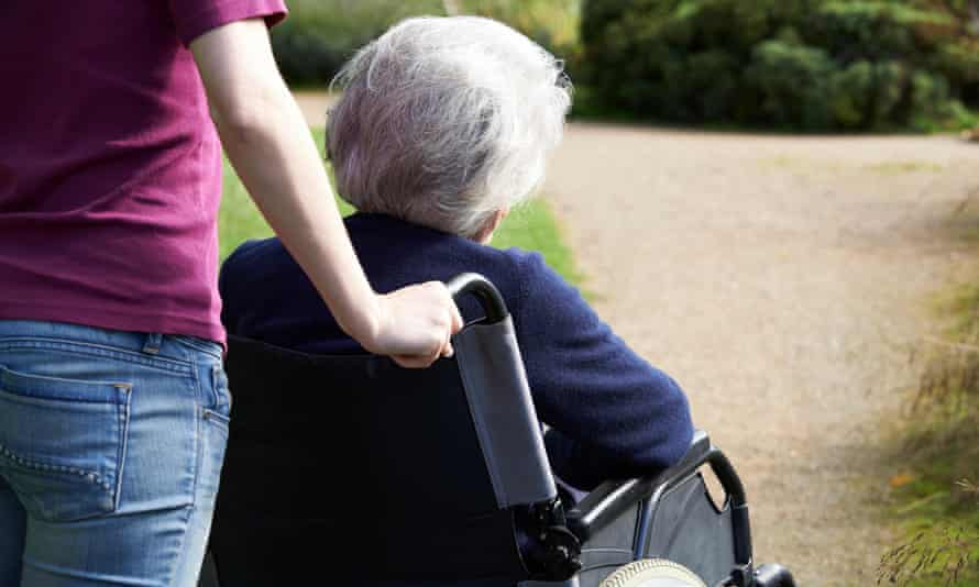 Social care is in crisis, says the Local Government Association.