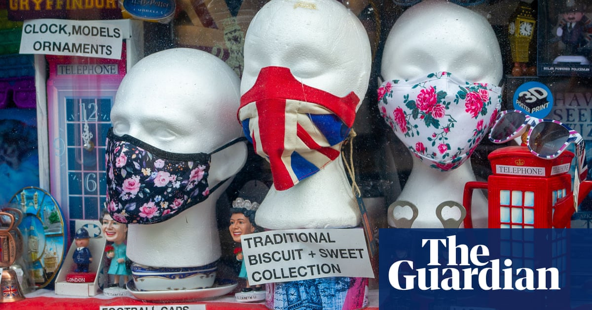 Mixed messages mean a face mask muddle when law is lifted in England