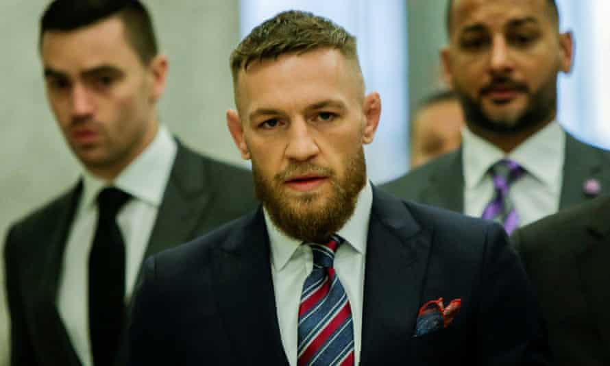Conor McGregor has not fought since last October