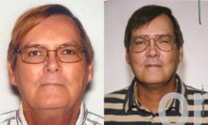 William Vahey in 2013 and 2004
