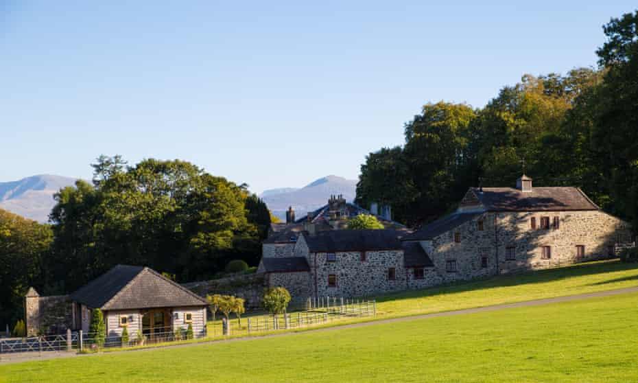 Zest Life Retreat, Wales