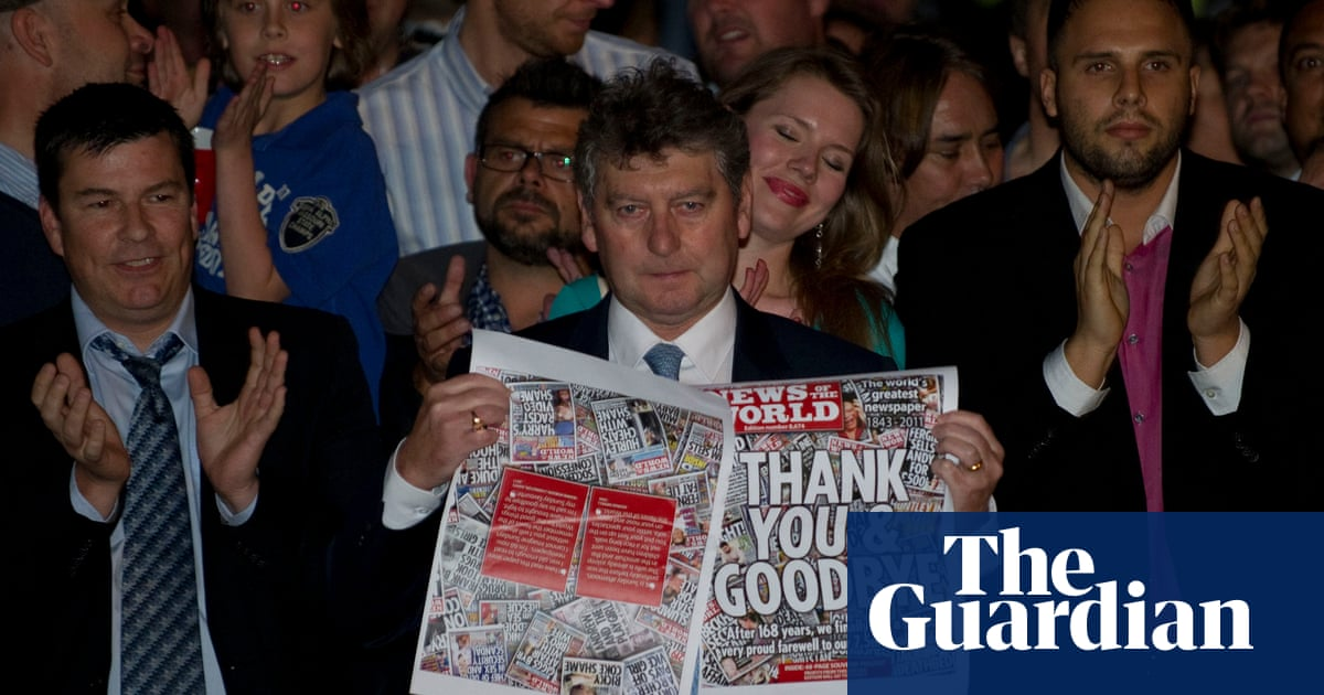 News of the World: 10 years since phone-hacking scandal brought down tabloid
