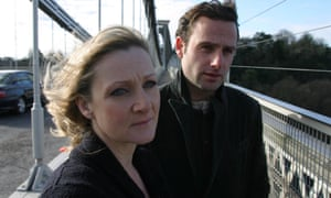 Lesley Sharp and Andrew Lincoln in Afterlife.