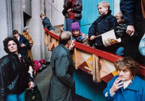 The City, London, 1991