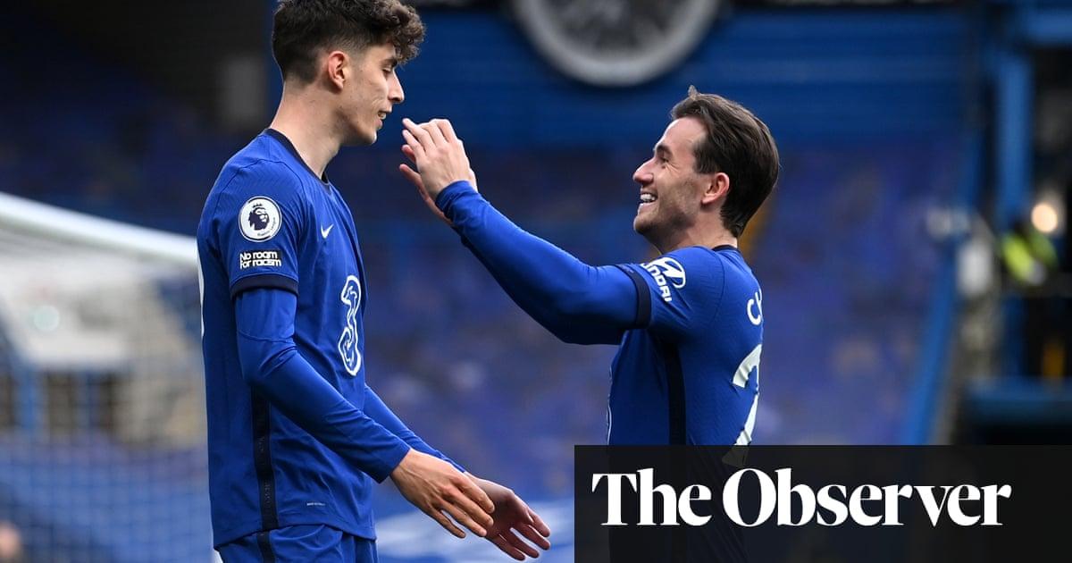 Kai Havertz doubles up as Chelsea deal Fulham's survival hopes another blow