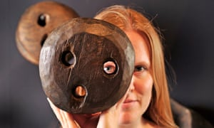 The 'dead eye' was a device used to help secure standing rigging.