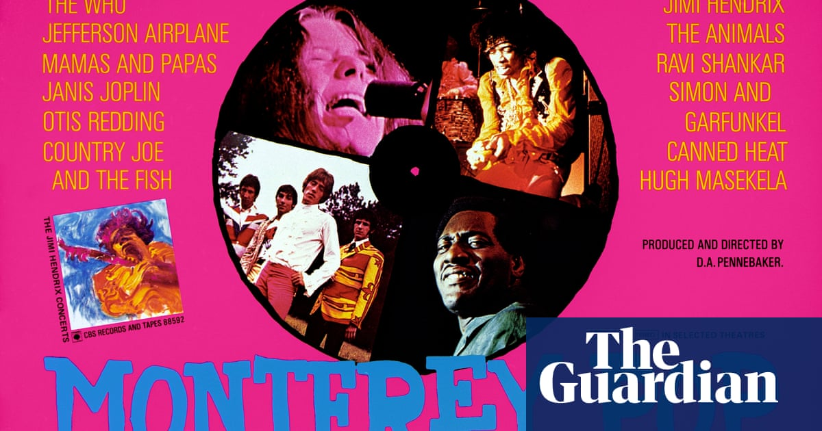 It felt like a wonderful dream – DA Pennebaker on making Monterey Pop